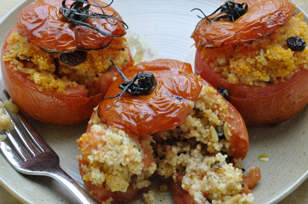 Tomatoes - Bake till tender
