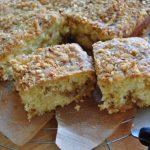 Rhubarb streusel cake web