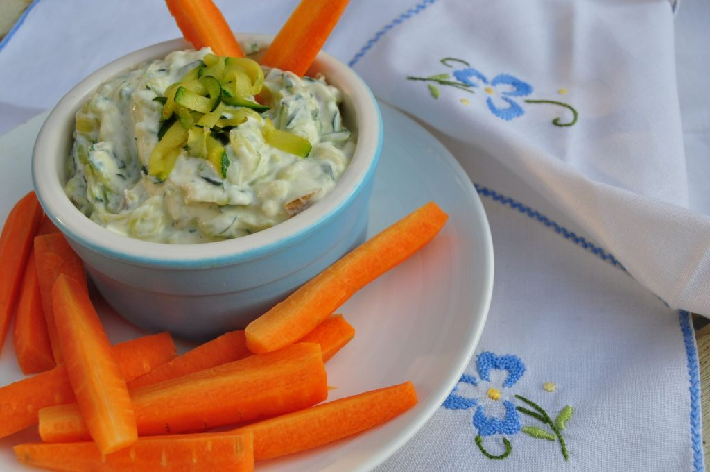 Courgette dip 2mp