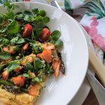 Asparagus & pea tart.JPG - web